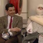 O Mr.Bean πάει στο νοσοκομείο [βίντεο]