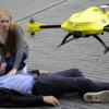Πρώτες βοήθειες μέσω drones [βίντεο]