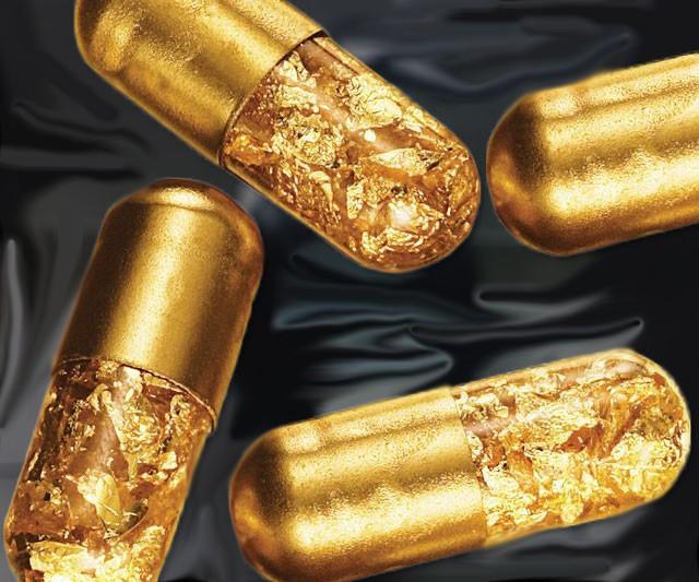 Χρυσά χάπια