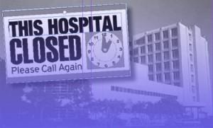 κλειστό νοσοκομείο Νίκαιας λόγω βλάβης αξονικού τομογράφου ειδικευόμενοι ιατροί eidikeuomenoi iatroi
