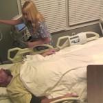 Νοσηλεία-φάρσα σε μεθυσμένο οδηγό [βίντεο]