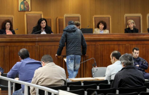 δικαστήριο φωτογραφία αρχείου