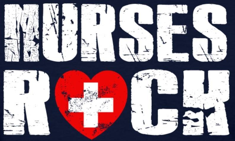 nurses rock καρδιά